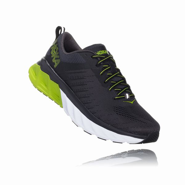Hoka One One Arahi 3 - Marathon Season Running Shoes Womens Light Green | AK1709FV