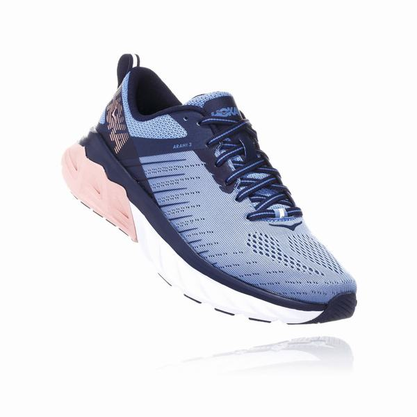 Hoka One One Arahi 3 - Marathon Season Running Shoes Womens Indigo | DH2505CY