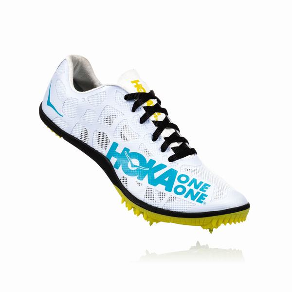 Hoka One One Rocket Middle-Distance Running Shoes Mens Black / Blue | OY1177OF